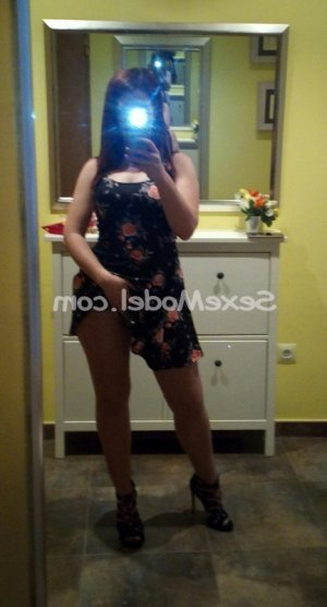 Dalida escorte girl massage naturiste
