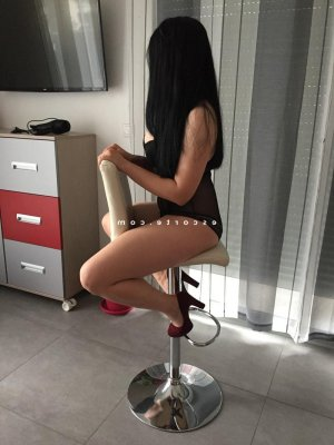 Janique lovesita escort