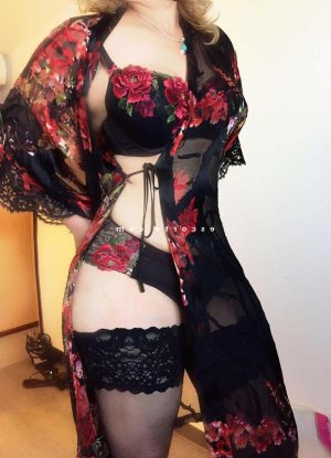 Eymeline massage tantrique au Chesnay