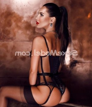 Lisiana lovesita escorte girl à Colmar